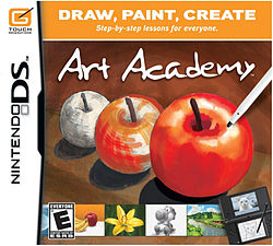 Art Academy: Lessons for Everyone