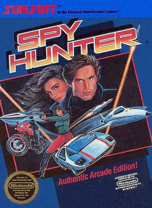 Spy Hunter