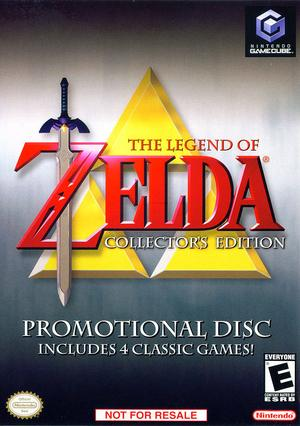 The Legend of Zelda Collector's Edition