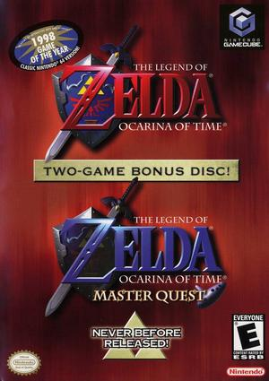 The Legend of Zelda: Ocarina of Time / Master Quest