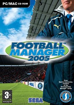 Worldwide Soccer Manager 2005