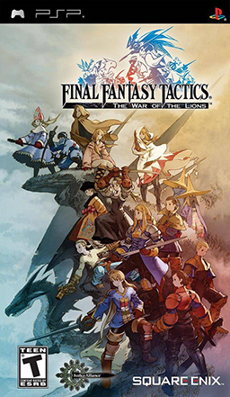 Final Fantasy Tactics: The War of the Lions