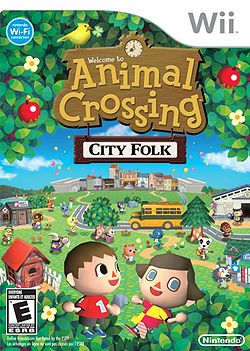 Animal Crossing: City Folk