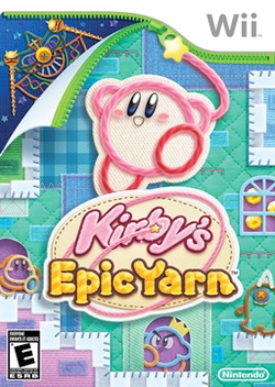 Kirby's Epic Yarn